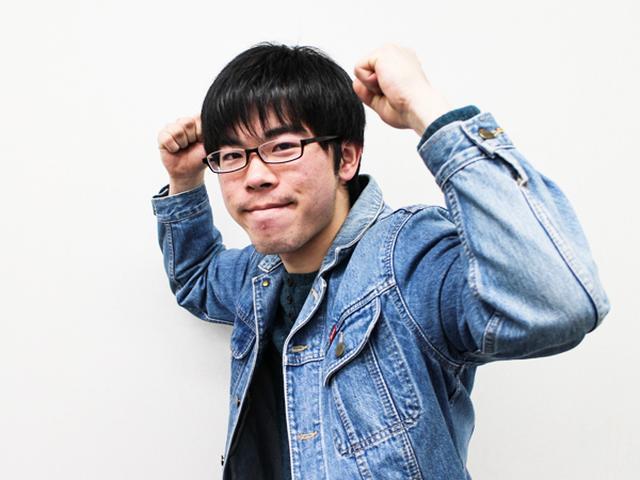 画像: 金田 裕貴(カナダ ユウキ)