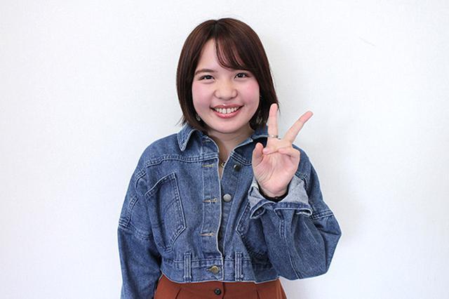 画像: 石崎 万友佳(イシザキ マユカ)