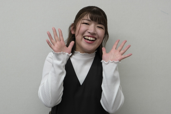 画像: 山崎 萌(ヤマサキ モエ)