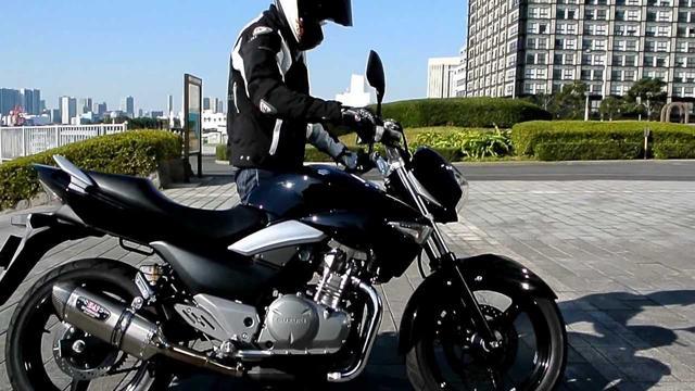 画像: 【オートバイ】スズキGSR250 用マフラー(ヨシムラ) youtu.be