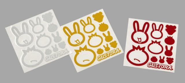 画像: 【カスタム虎の穴*オリジナルステッカーVer.4.0 typeR】 ■価格:1,296 円(税込)