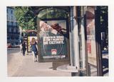 画像: (昔のマドリード市内の写真です、これはタバコの広告ですけど)