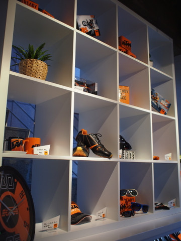 画像6: オープンしたての「KTMカフェ」に行ってきました!(斉藤のん)