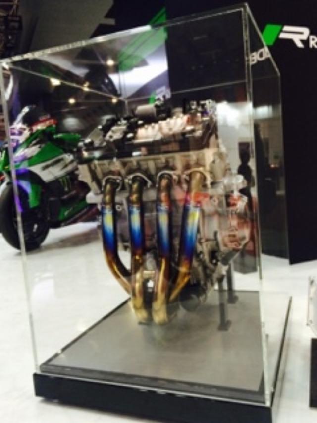 画像10: <理子のいまさらTMS2015>Ninja ZX-10R ABS (福山理子)