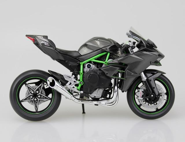 画像: 『1/12完成品バイク Kawasaki Ninja H2R』