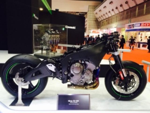 画像5: <理子のいまさらTMS2015>Ninja ZX-10R ABS (福山理子)