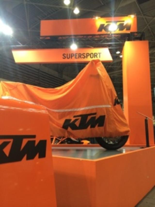 画像1: <大阪&東京MCS2015>KTM の ジャパンプレミア(福山理子)