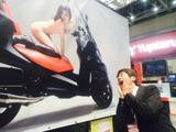 """画像5: 福山理子の""""いまさらモーターサイクルショー2014"""" (その15・最終回バイク業界を盛り上げたい。)"""