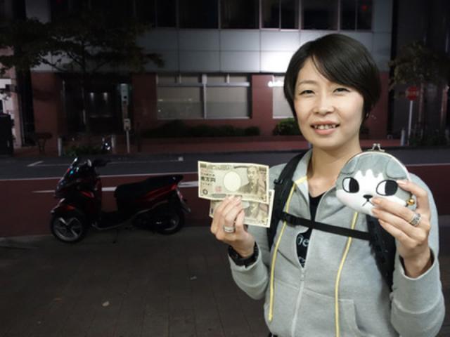 画像5: トリシティで鳥取市まで行って来ました!(齋藤ハルコ)