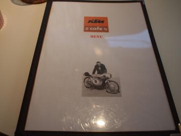 画像7: オープンしたての「KTMカフェ」に行ってきました!(斉藤のん)