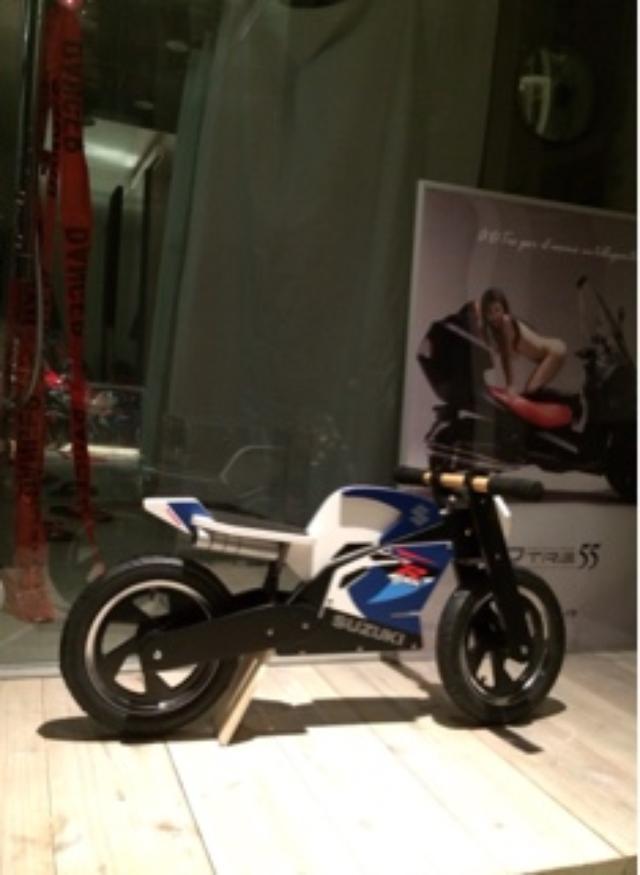 画像13: <理子のミラノショー散歩>EICMAでバイク買ってきました!?(福山理子)
