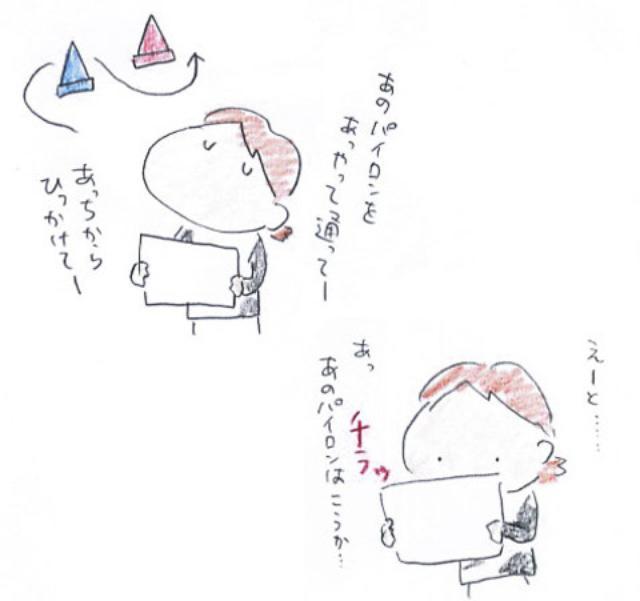 画像3: <寺崎愛のグロム修業>北海道ジムカーナ2015 編 (その2)