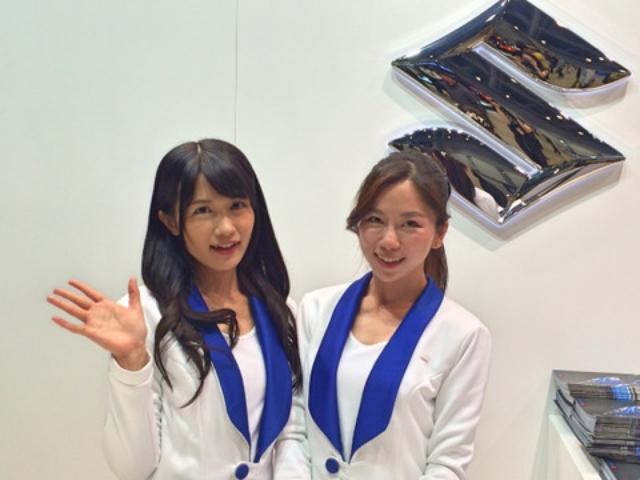 画像11: 福山理子のコンパニオン大好き特集(TMCS 2015 編)