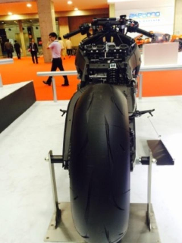 画像7: <理子のいまさらTMS2015>Ninja ZX-10R ABS (福山理子)