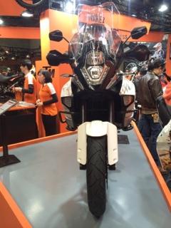 画像7: <大阪&東京MCS2015>KTM の ジャパンプレミア(福山理子)