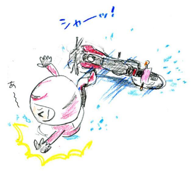 画像6: <GROM でジムカーナ>いざ! ポンポンまつり!(寺崎 愛) ※その2