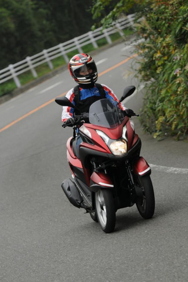画像3: トリシティで鳥取市まで行って来ました!(齋藤ハルコ)