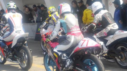 画像3: Shiny and Bright! Introducing the Female Racing Riders! (Riko Fukuyama) ※English ver.