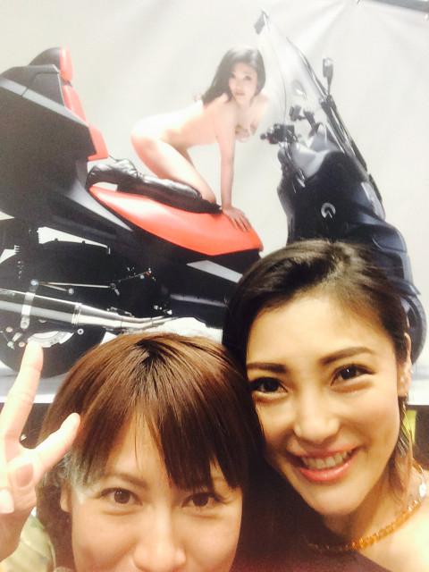 """画像7: 福山理子の""""いまさらモーターサイクルショー2014"""" (その15・最終回バイク業界を盛り上げたい。)"""