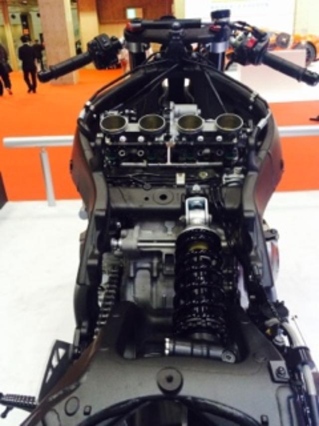 画像6: <理子のいまさらTMS2015>Ninja ZX-10R ABS (福山理子)