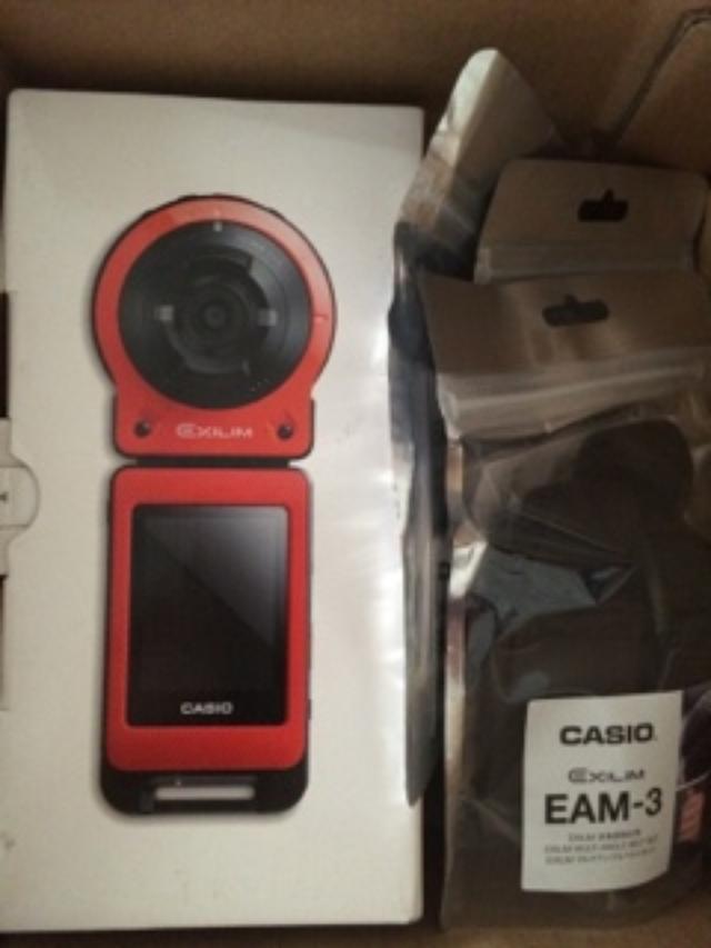 画像2: カシオのデジタルカメラ「EXILIM EX-FR10」が楽しい!