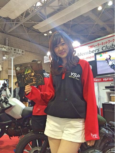 画像5: <大阪&東京MCS2015>イベントで見かけた女の子たち!【その3】 (福山理子)