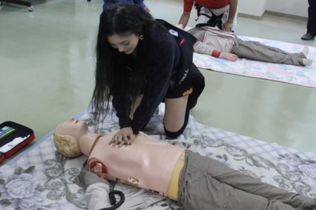 画像5: みんなで受けよう!「応急手当講習」って知ってる?(福山理子)