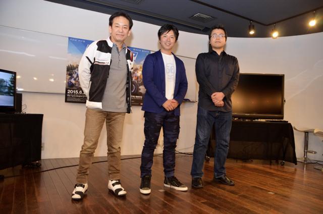 画像1: 中野真矢さんも「リアルすぎて怖いくらい!」 バイクゲーム『RIDE』(ライド)