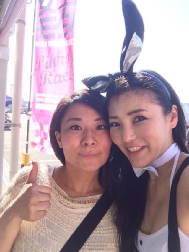 画像15: 「女子モタ」に行ってきたよ(福山理子)