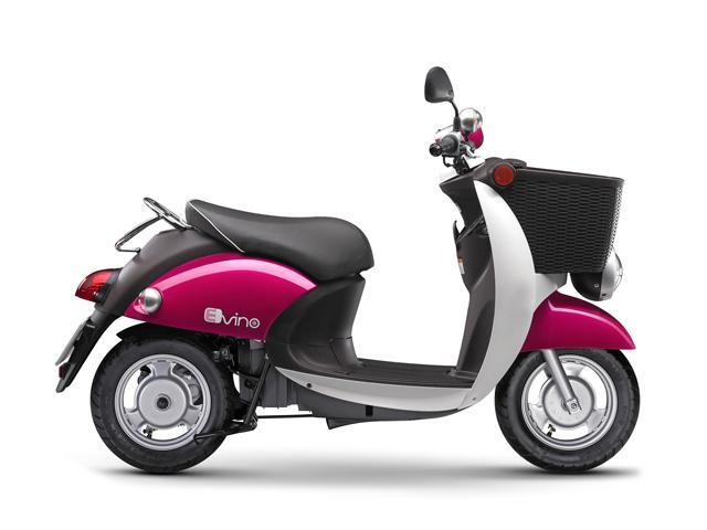 画像1: 電動モデル「E-VINO」が台湾で新発売! 2015年には日本仕様も登場か!?