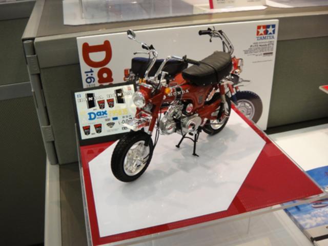 画像3: バイク関連もいっぱい! 今年も静岡ホビーショーに行ってきました