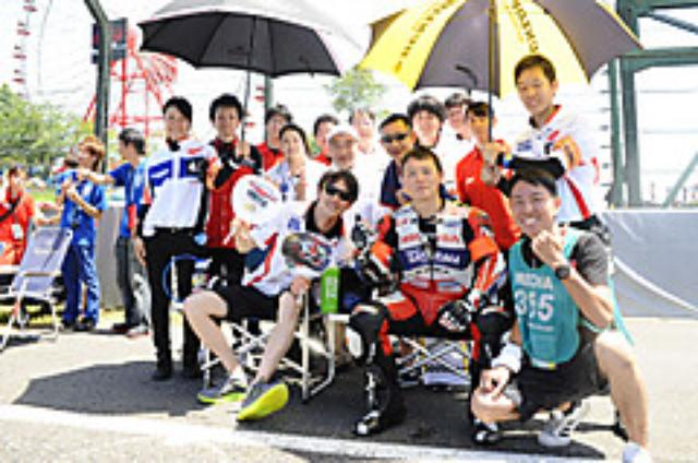 画像2: <2015鈴鹿8耐> 福田充徳のグリッド放浪記