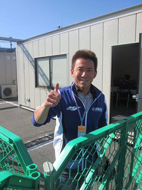 画像6: 今年も日本GPでパッドックガール!(福山理子)