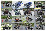 画像2: <ジムカーナ>「雨のち晴れ」が演出した超接近戦 オートバイ杯ジムカーナ第4戦