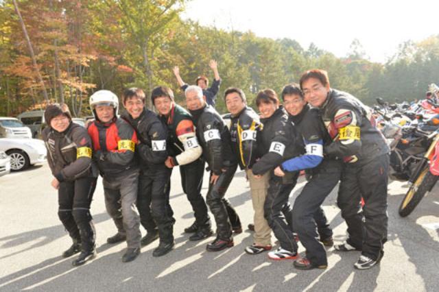 画像7: シャッターハンター関野カメラマンと行く、「Honda DREAM PARTY 2013 in 八ヶ岳」その3(斉藤のん)