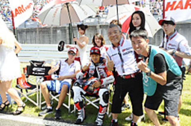 画像14: <2015鈴鹿8耐> 福田充徳のグリッド放浪記