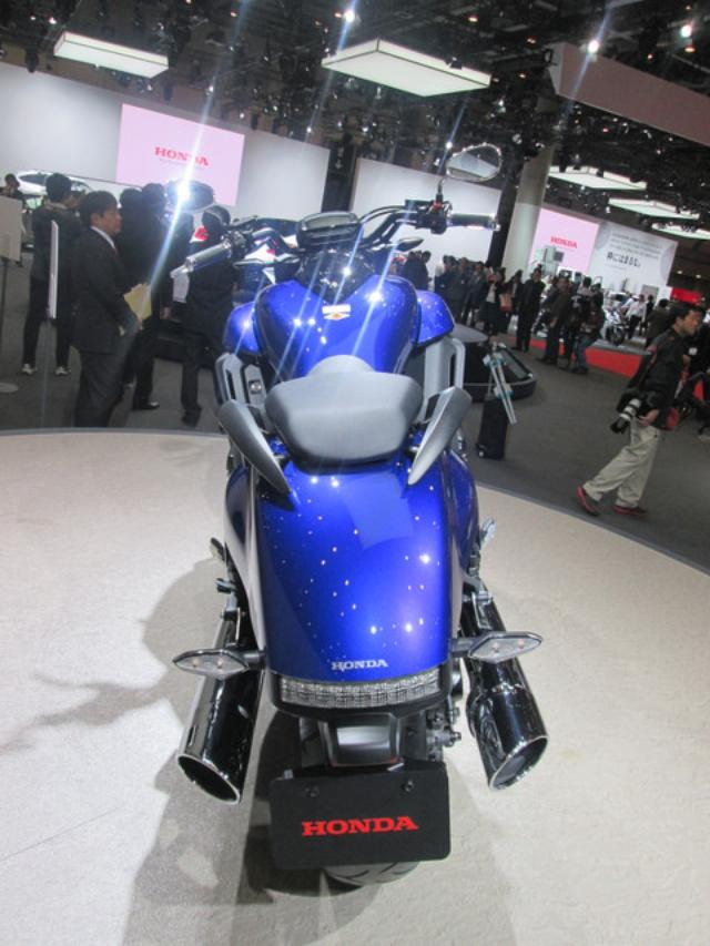 画像5: <理子の東京モーターショー2013見聞録>「枠にはまるな。」のHONDAです(ホンダ編 その1)
