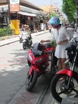 画像7: バリのレンタルバイク事情を、ちょっとだけお届け(福山理子)