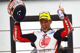 画像1: Moto2に参戦する中上貴晶 選手が3位表彰台を獲得!