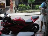 画像6: バリのレンタルバイク事情を、ちょっとだけお届け(福山理子)