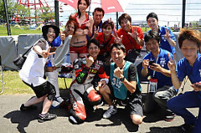 画像3: <2015鈴鹿8耐> 福田充徳のグリッド放浪記