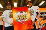 画像: ちなみに、2005年のオーストラリアグランプリ・WGP250クラスで優勝し、 ホンダの通算600勝目を獲得したのはD・ペドロサ選手でした(左)