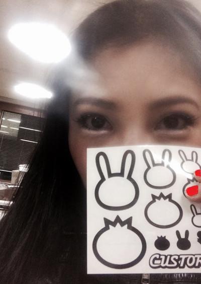 画像1: 「I LOVE カス虎」です! (福山理子)