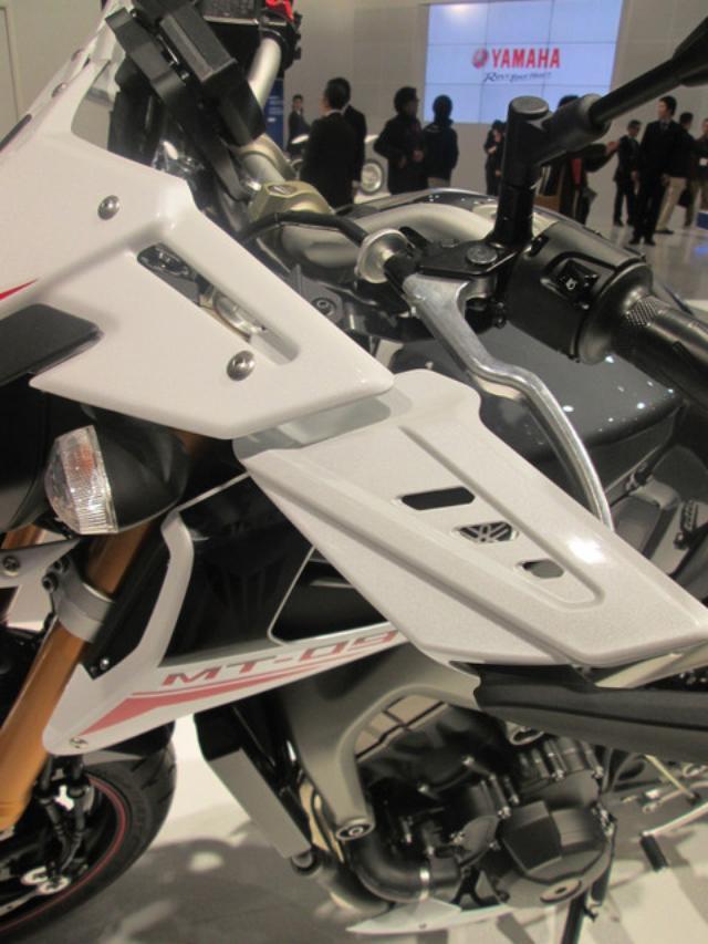 画像10: <理子の東京モーターショー2013見聞録>どうしてもナマで見たかったんです(ヤマハ編 その2)