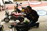 画像3: シャッターハンター関野カメラマンと行く、「Honda DREAM PARTY 2013 in 八ヶ岳」その1(斉藤のん)