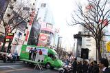 画像: 個人的には未知の世界ですが、 あの有名な「SHIBUYA109」の前で、イベントは開催されました。