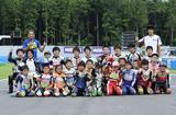 画像: 全国から、遠く鹿児島からも含め、23人の74ライダーが集まりました!