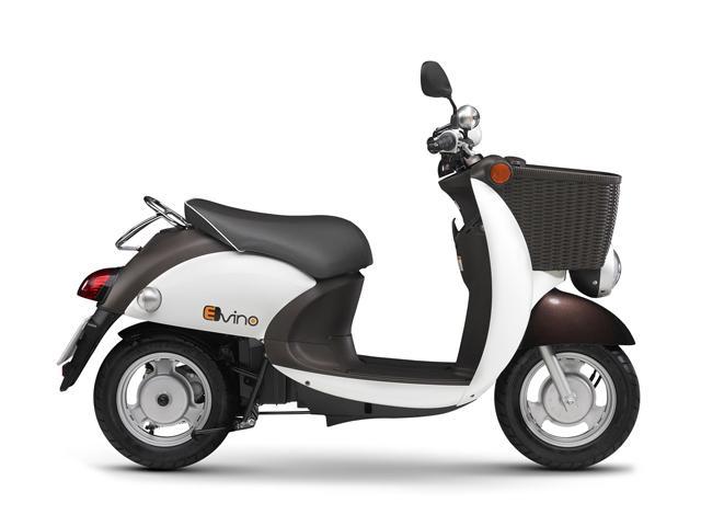 画像2: 電動モデル「E-VINO」が台湾で新発売! 2015年には日本仕様も登場か!?