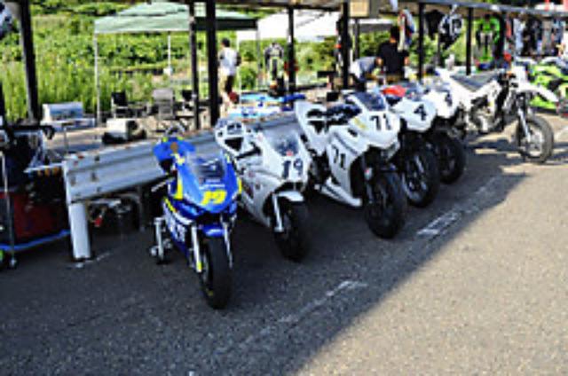 画像2: <間瀬4時間耐久> 250ccの時代だ! 時代か?