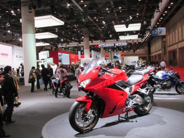 画像8: <理子の東京モーターショー2013見聞録>「枠にはまるな。」のHONDAです(ホンダ編 その1)